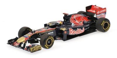 Toro Rosso STR6 nº 18 Sebastian Buemi (2011) Minichamps 1/43