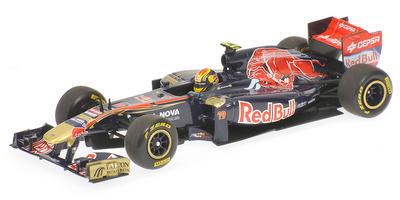Toro Rosso STR6 nº 19 Jaime Alguersuari (2011) Minichamps 1/43
