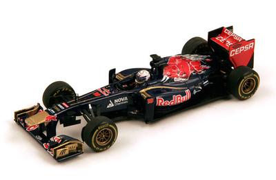 """Toro Rosso STR8 """"GP. Australia"""" nº 18 Jean-Eric Vergne (2013) Spark 1:43"""