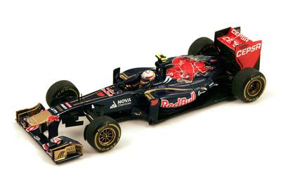 "Toro Rosso STR8 ""GP. Australia"" nº 19 Daniel Ricciardo (2013) Spark 1:43"