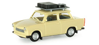 "Trabant 601 ""On Tour"" (1963) Herpa 1/87"