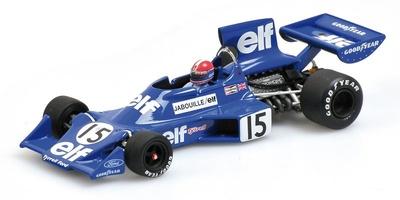 Tyrrell 007 nº 15 Jean Pierre Jabouille (1975) Minichamps 1:43