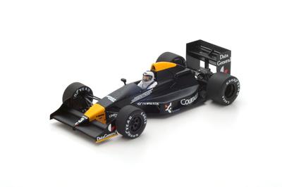 "Tyrrell 017 ""GP. Mónaco"" nº 3 Jonathan Palmer (1988) Spark 1:43"