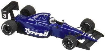 "Tyrrell 018 ""GP. San Marino"" nº 3 Jonathan Palmer (1989) Minichamps 1:43"