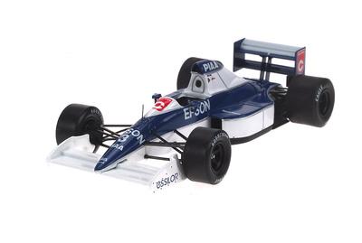 """Tyrrell 018 """"GP. USA"""" nº 3 Satoru Nakajima (1990) Reve 1/43"""