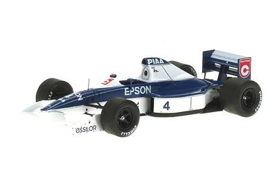 "Tyrrell 019 ""GP. Japón"" nº 4 Jean Alesi (1990) Reve 1/43"