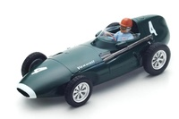 "Vanwall VW5 ""GP Bélgica"" 1958 Tony Brooks (1958) Spark 1:43"