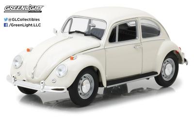 Volkswagen Beetle (1967) Greenlight 1/18