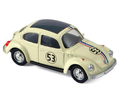 Volkswagen Beetle 1303 nº 53 (1973) Norev 1/64 (1/54)
