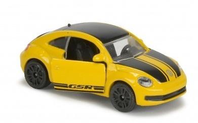 Volkswagen Beetle GSR (2013) Majorette 1/64