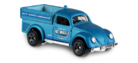 Volkswagen Beetle Pick-Up (1949) Hot Wheels 1/64