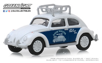 "Volkswagen Beetle ""con baca"" Greenlight 1/64"