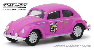 Volkswagen Beetle nº 282 - La carrera panamericana de (1996) Greenlight 1/64