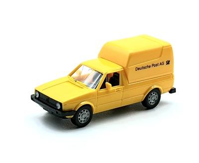 "Volkswagen Caddy ""Deutsche Post AG"" (1980) Wiking 1/87"