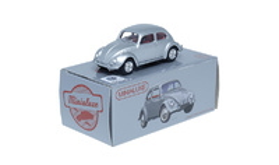 Volkswagen Escarabajo Minialuxe (1960) 1/66