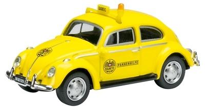 """Volkswagen Escarabajo """"OAMTC"""" (1970) Schuco 1/87"""