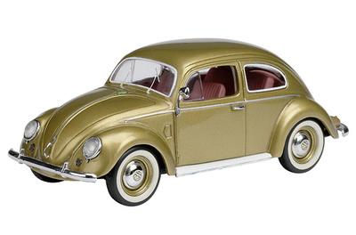 Volkswagen Escarabajo Oval (1953) Schuco 1/43