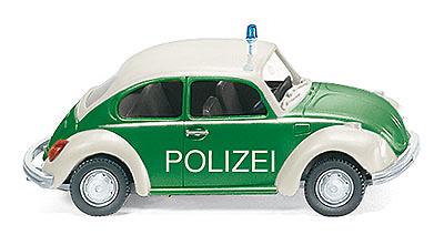 Volkswagen Escarabajo Policia Wiking 1/87