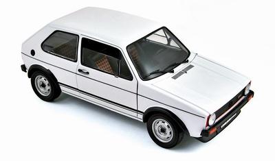 Volkswagen Golf GTI Serie I (1977) Norev 1/18