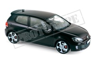 Volkswagen Golf GTI serie 6 (2009) Norev 1:18