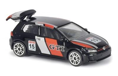 Volkswagen Golf GTi nº 15 (2012) Majorette 1/64