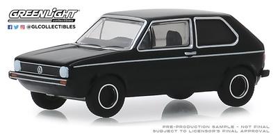 Volkswagen Golf Mk1 (1976) Greenlight 1/64