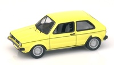 Volkswagen Golf Serie 1 (1974) Bub 1/87