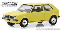 "Volkswagen Golf  Serie 1 ""45 Aniversario"" (1974) Greenlight 1/64"