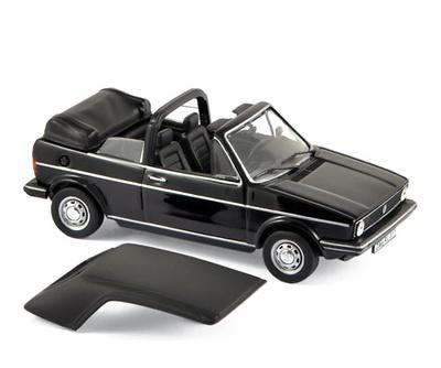 Volkswagen Golf Serie 1 Cabriolet (1981) Norev 1:43