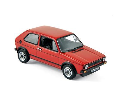 Volkswagen Golf Serie 1 GTI (1976) Norev 1/43