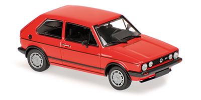 Volkswagen Golf Serie 1 GTI (1980) Maxichamps 1/43