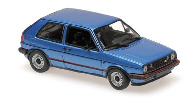 Volkswagen Golf Serie 2 GTI (1985) Maxichamps 1/43