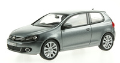 Volkswagen Golf Serie 6 3p.  (2008) Schuco 1/43