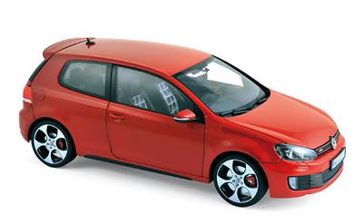Volkswagen Golf Serie 6 GTI (2009) Norev 1:18