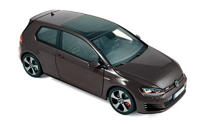 Volkswagen Golf Serie 7 GTI (2013) Norev 1:18