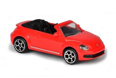 Volkswagen New Beetle Cabrio (2012) Majorette 1/64