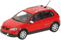 Volkswagen Polo Cross (2006) Minichamps 1/43