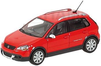 Volkswagen Polo Cross (2006) Minichamps 1/43
