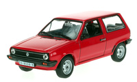 Volkswagen Polo Serie II (1981) White Box 1/43