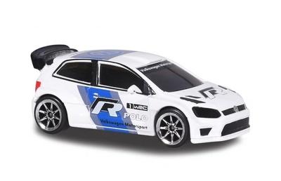 Volkswagen Polo WRC (2013) Majorette 1/57