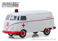 Volkswagen T1 Panel Van Ambulancia (1964) Greenlight 1/64