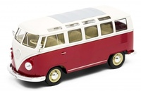 Volkswagen T1 Samba Bus (1963) Welly 1:24