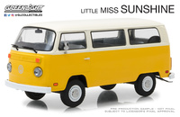 "Volkswagen T2 (1978) ""Little Miss Sunshine"" (2006) Greenlight 1/24"