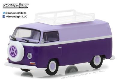 Volkswagen T2 furgoneta (1971) Greenlight 1/64