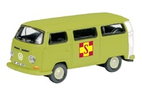 "Volkswagen T2a ""ASB"" (1972) Schuco 1/87"