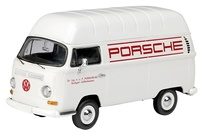 "Volkswagen T2a Furgoneta ""Porsche"" (1967) Schuco 1/87"