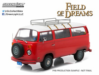 "Volkswagen T2b ""Field of Dreams"" (1973) Greenlight 1/18"