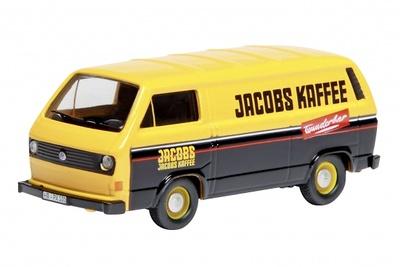 """Volkswagen T3 """"Jakobs Kaffee"""" (1979) Schuco 1/87"""