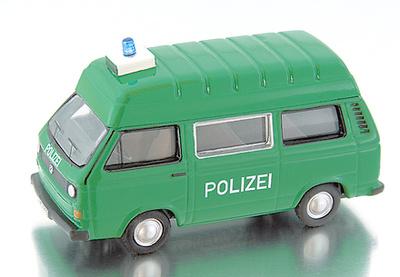 """Volkswagen T3 """"Polizei"""" (1980) Bub 1/87"""