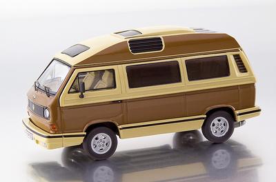"Volkswagen T3a Camping Car ""Dehler"" Premium Classixxs 1/43"